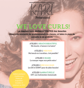we love curls! les podcasts de Kari