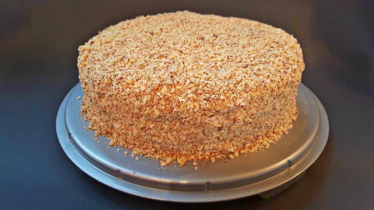Френска селска торта (по-лесния начин)