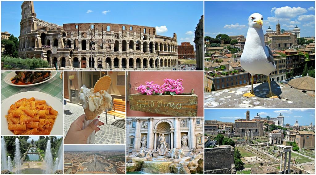 Красотата на вечния Рим!