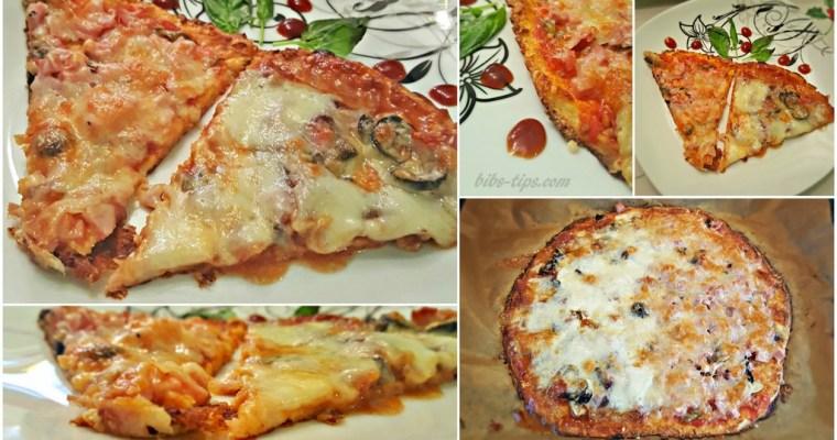 Пица с блат от карфиол!