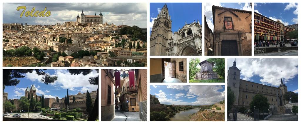 Испанско приключение – бонус тема: Толедо!