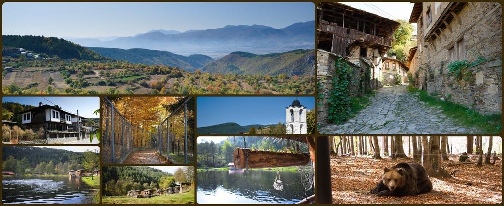 Есенна идилия: Една история за Добринище, Белица, Ковачевци и Лещен