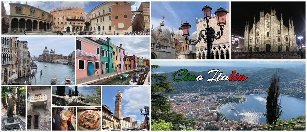 Северна Италия: Подготовката!