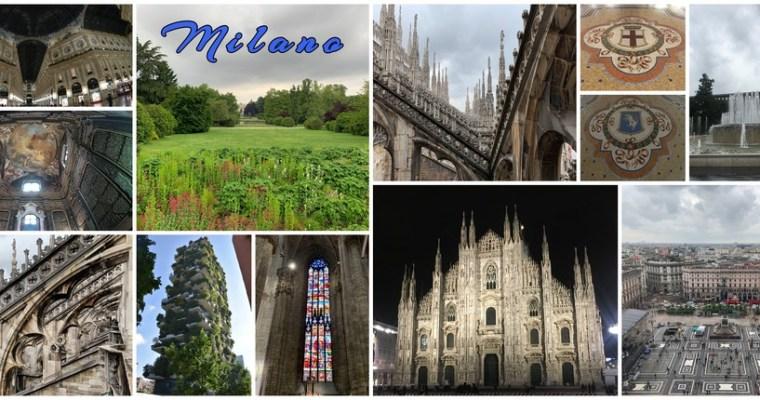 Северна Италия: Първа спирка Милано