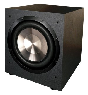 "BIC Formula F-12 - 12"" Front-Firing Powered Subwoofer"