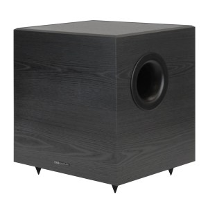 "BIC America Venturi V1020 10"" Down-Firing Powered Subwoofer"