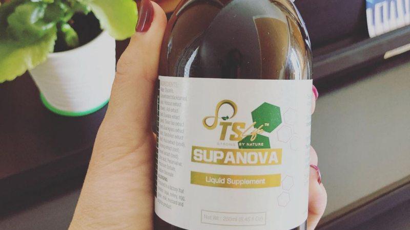 TS Life Supanova Liquid Fat Burner Reviews