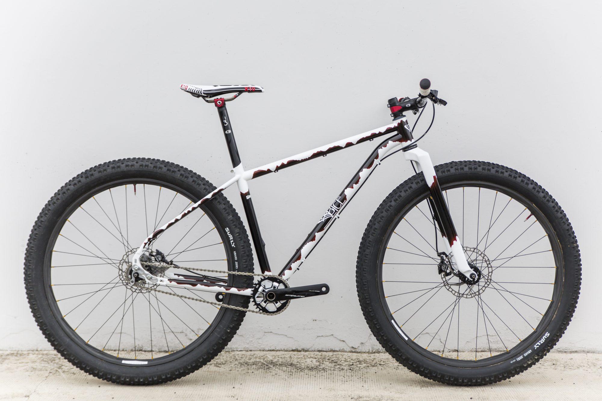 29erplus surly knard bice bicycles bespoke handmade shandon kuroshiro alchemist