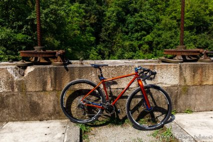 Divide OffRoad Gravel Steel Bice Bicycle tuscany trail