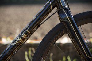 bice bicycles handmade gravel lotus paintjob strada bianca