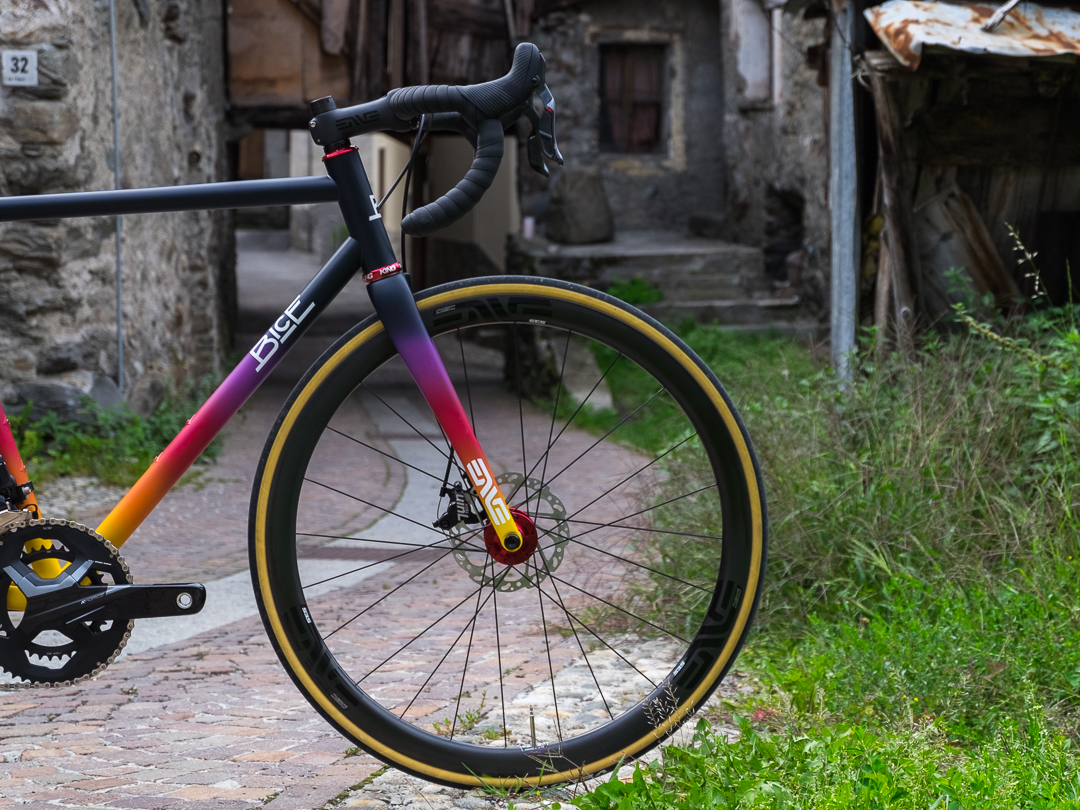 Sliver Complete FSA We Road Bike - Bice Bicycles - Copyright Rosciglione