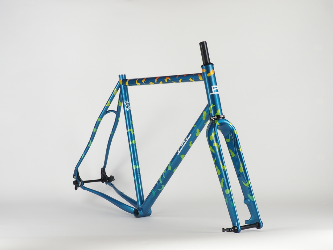 llama croce cx gravel - Bice Bicycles