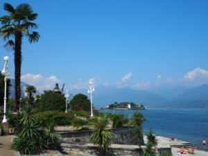 Lac majeur îles borromées