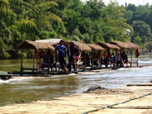 Kwai River Kanchanaburi