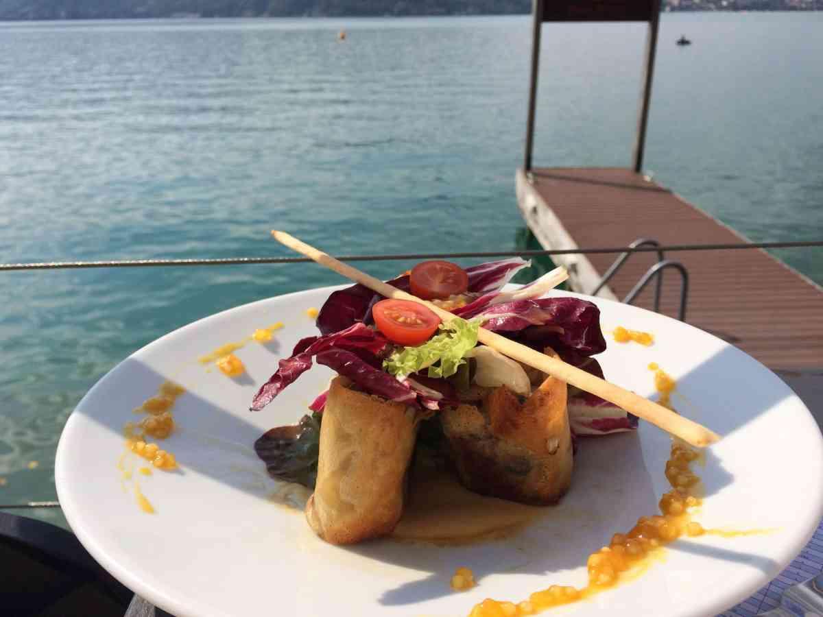 Les restaurants à Annecy