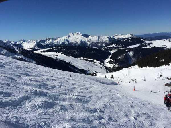 alpes ski