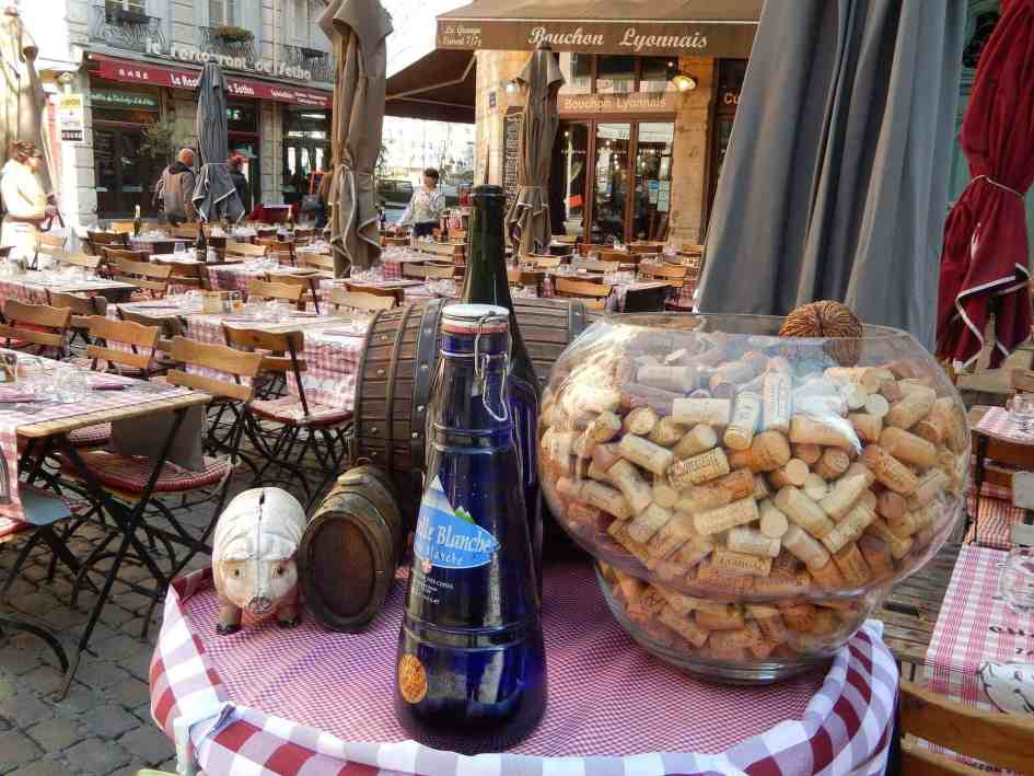 brasserie bouchon lyonnais