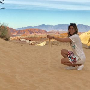 Valley of fire nevada biche around the world