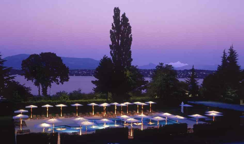 Genève la réserve
