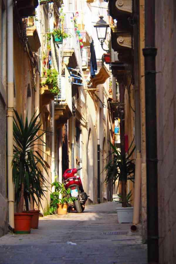 Syracuse Sicile Castelmola