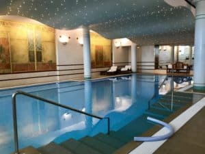 Lausanne Palace Hotel Suisse