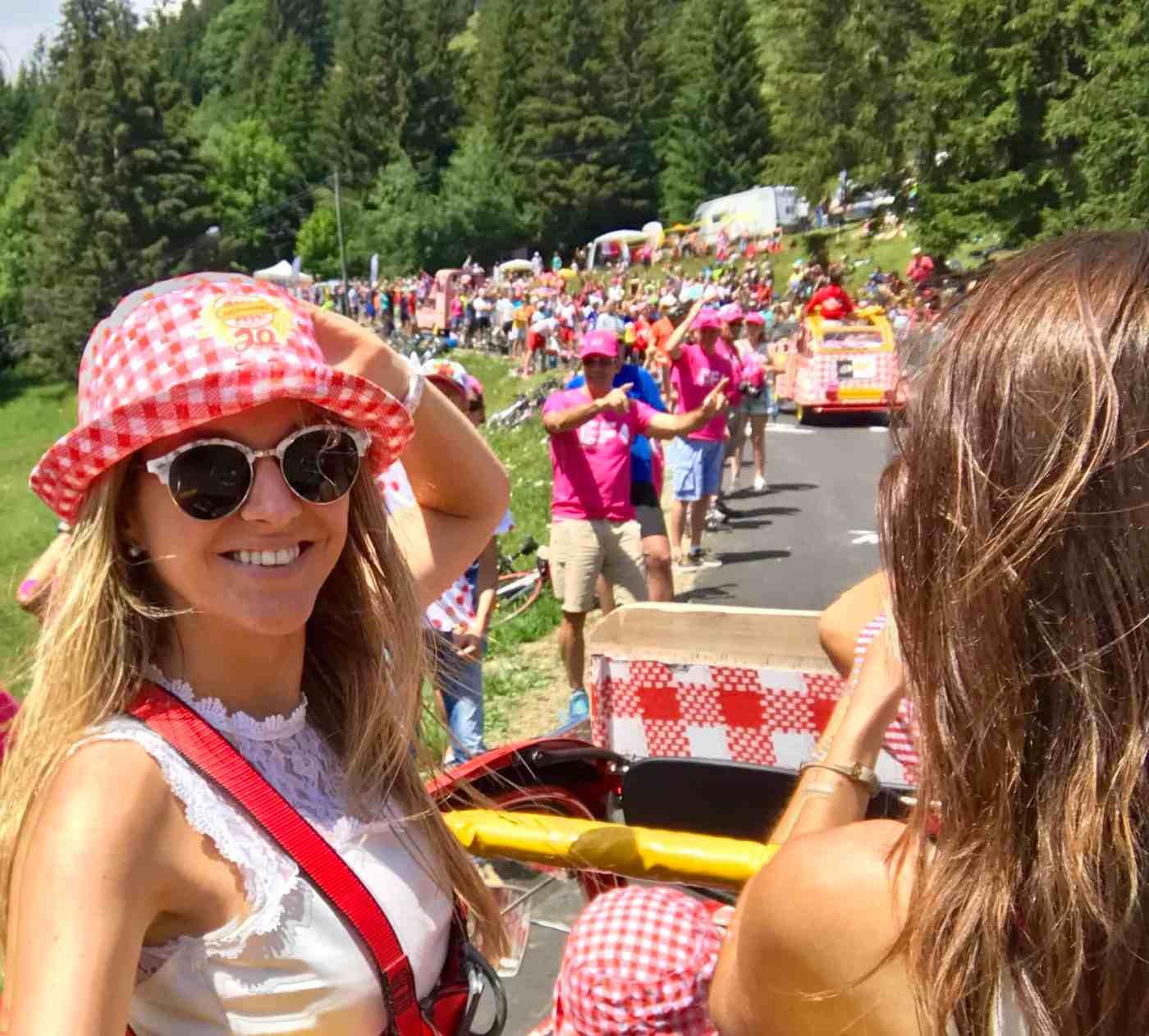 Tour de France caravane cochonou