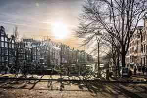 31 décembre Amsterdam