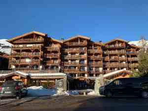 Cordee des Alpes Hotel Verbier
