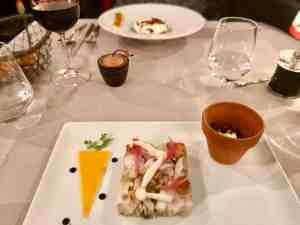restaurants d'annecy clos du chateau