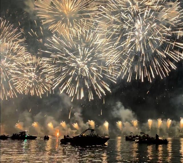 Annecy fête du lac événements d'Annecy