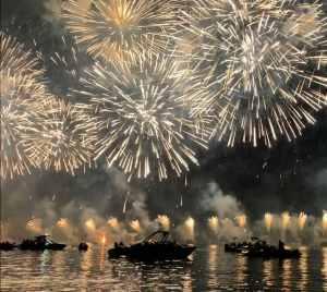 Annecy fête du lac