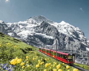 3 lieux extraordinaires Suisse