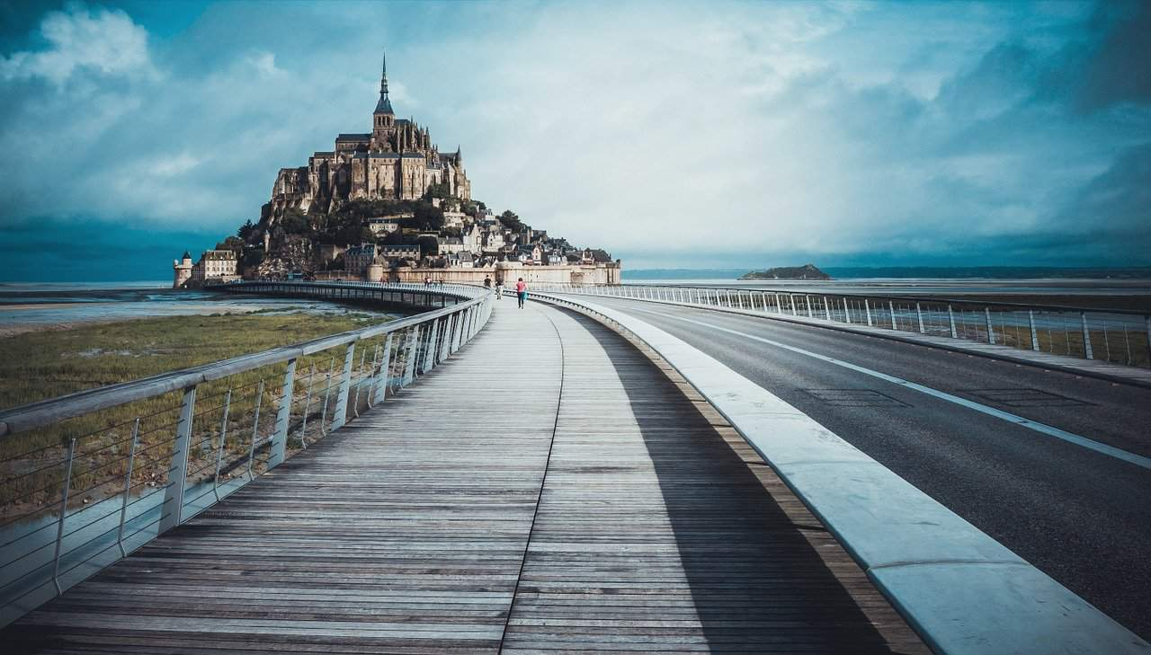 10 visites à faire en France mont saint-michel