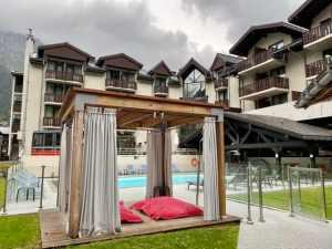 Refuges des aiglons Chamonix