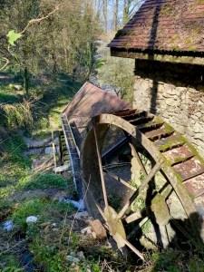 moulin Chanaz