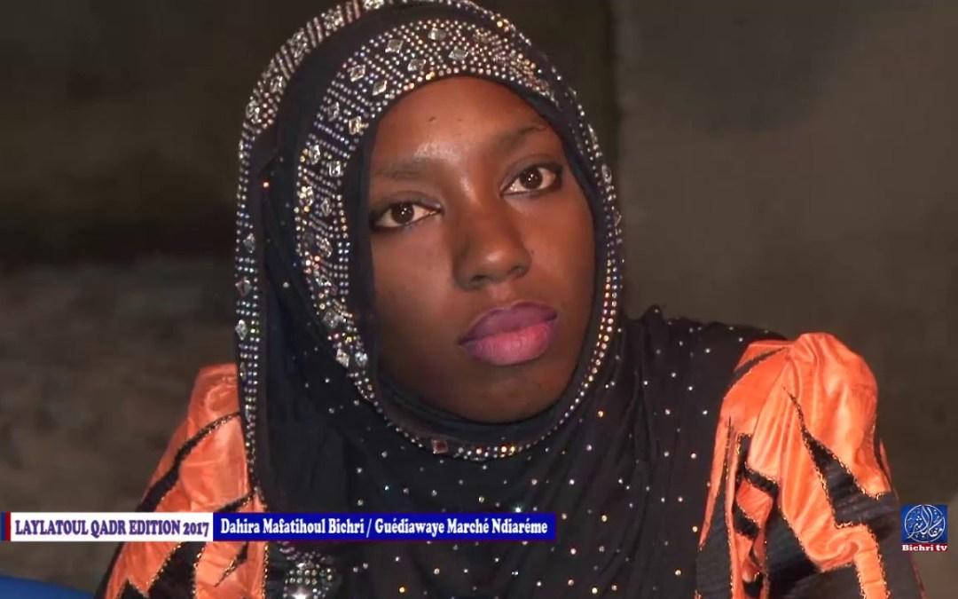 LAYLATOUL QADR Dahira Mafatihoul Bichri Guédiawaye Marché Ndiaréme