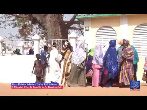 Ziars Général Dahira Salihina Touba Fall Saloum a Diourbel Chez la famille de S. Bassirou Mb