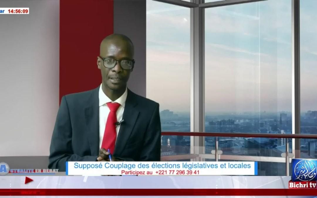 LIVE | Actualités en Débat | Supposé Couplage des élections législatives et locales