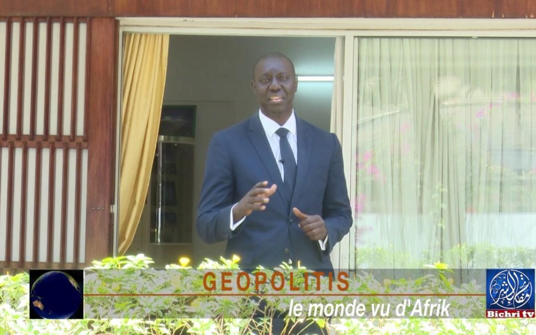 """""""GEOPOLITIS, le Monde vu d'Afrik"""":  Très bientôt sur Bichri TV International"""