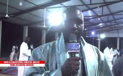 Guddi Aljumah Serigne Hamsatou Mbacké Touba Jaalibatoul Maraxib