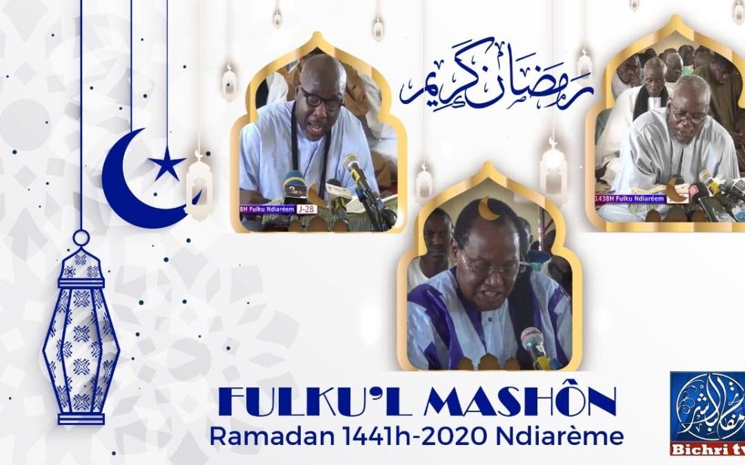 LIVE Diourbel | Clôture Fulku Ndiareme-Diourbel 29e Jour Ramadan 1441h / 2020