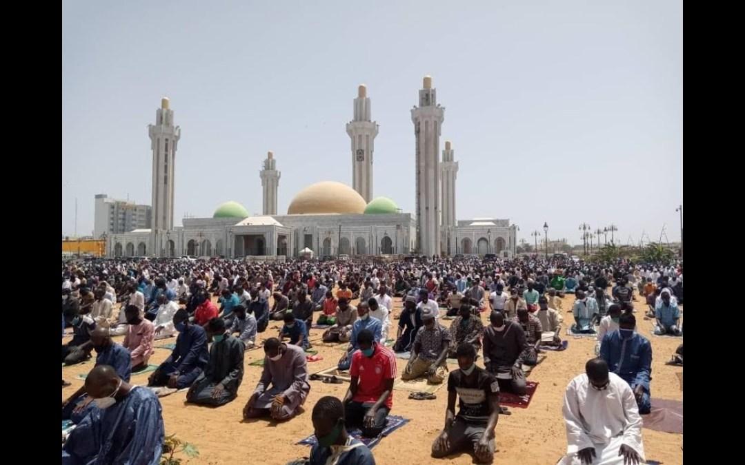 🛑 LIVE | Prière du vendredi 14 Aout à la Grande Mosquée Massalikul Jinan
