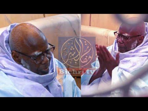Porokhane Mausolée Soxna Diarra  – prière du Khalif Général des Mourides
