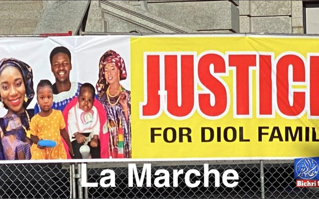 [Incendie/Meutre] La communauté Africaine de Colorado demande Justice pour la famille DIOL (Part 2)
