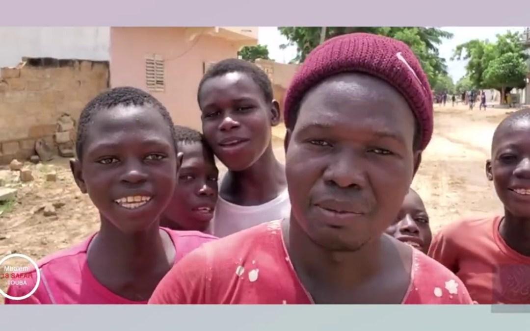 Waajal 18 Safar – Mbalem Touba   Un reportage de Bathie Samb