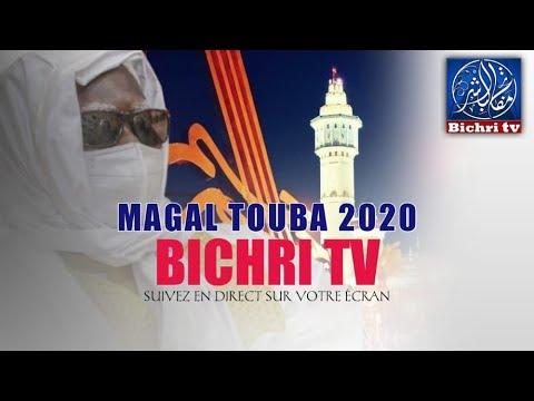LIVE  TOUBA | Grand Magal de Touba 2020 sur Bichri TV