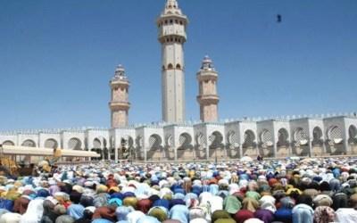 LIVE |  Prière du Vendredi à la Grande Mosquée  de Touba Ven. ven. 7 mai 2021