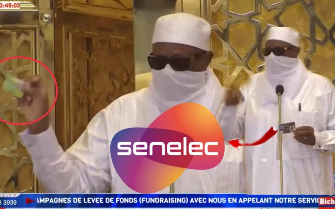 Déclaration El.Hadji Mbakiou Faye jeum Ci Courant Grande Mosquee Massalikoul Djiane