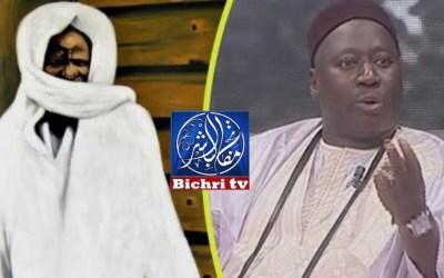 Thiey Serigne Touba!! Kan moy Seydina Mouhamed PSl | S. Gana Messere