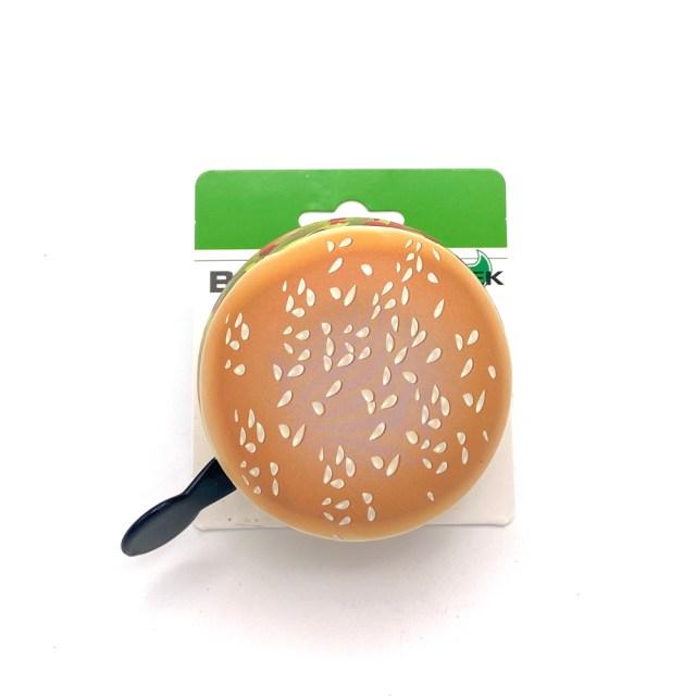 Timbre de bici hamburguesa